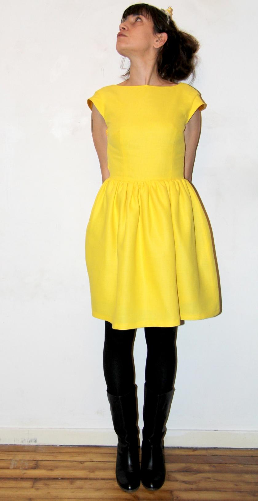 robe soleil 2