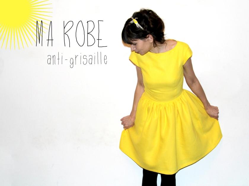 robe soleil 1