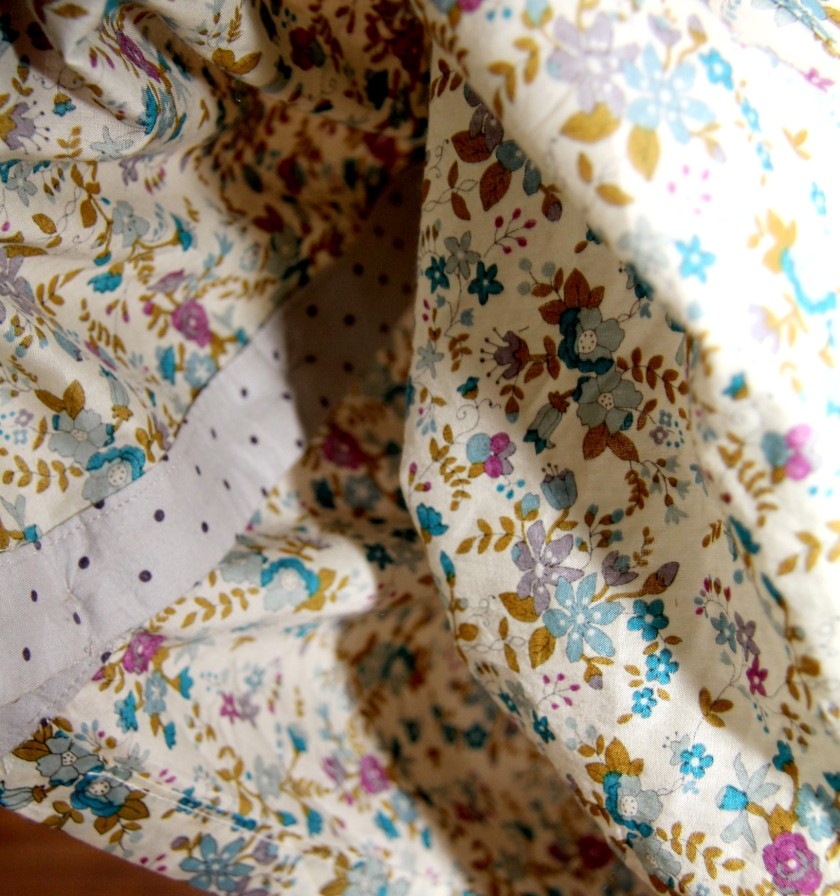 detail robe liberty