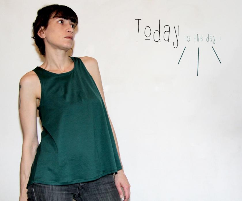 today vert une