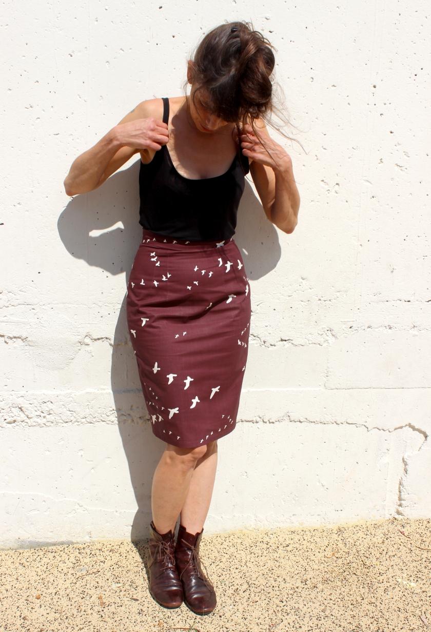 charlotte skirt  3