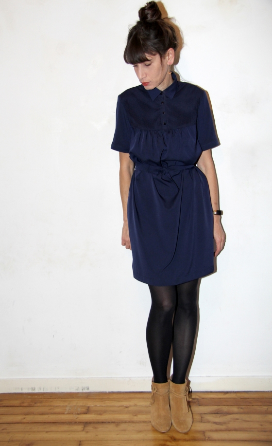 Eloise midnight blue / Jolies bobines