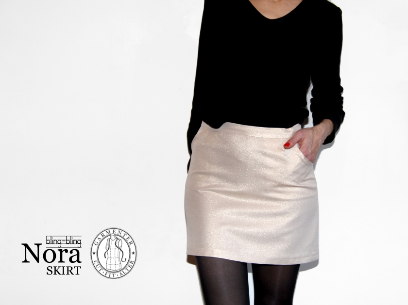 nora skirt / Garmenter // jolies bobines