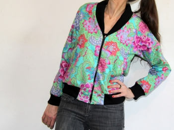 patron couture bombers