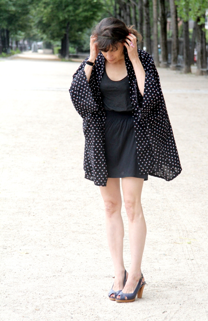 Kimono // Jolies bobines