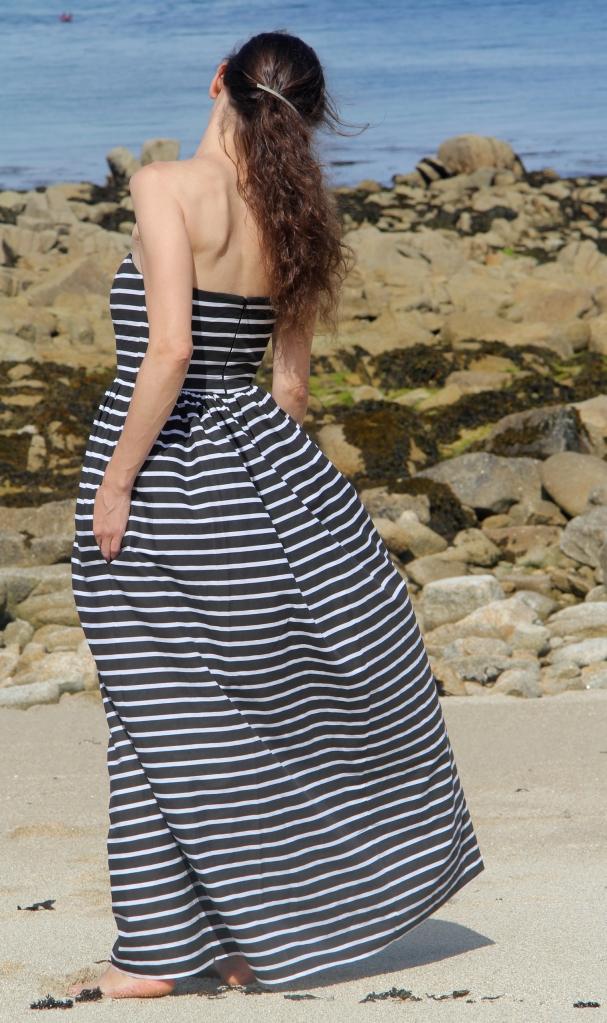 bustier stripes / Jolies bobines