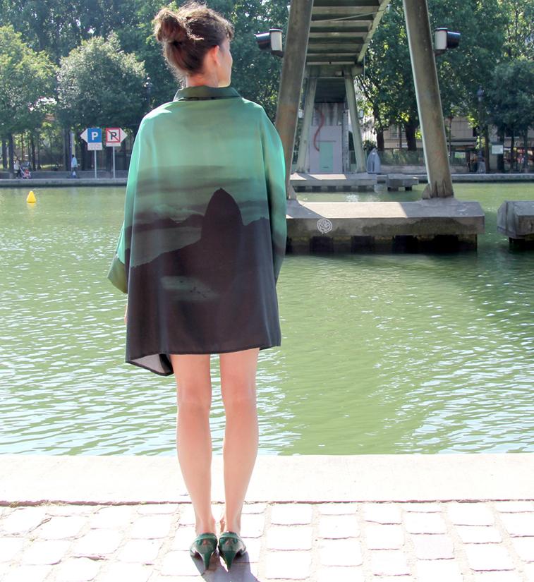 Kimono montain