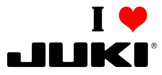 Juki // Jolies bobines