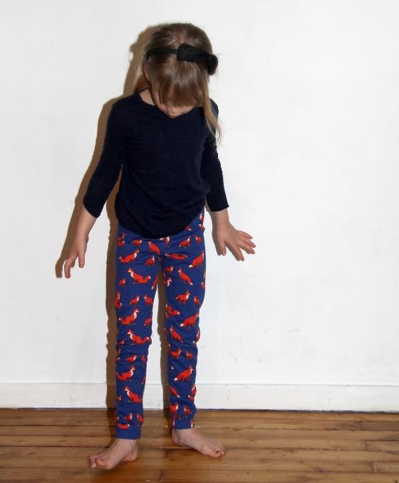 mini legging // Jolies bobines