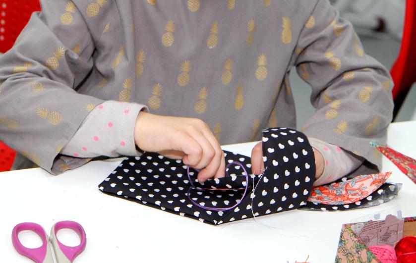 cours couture enfant // Jolies bobines
