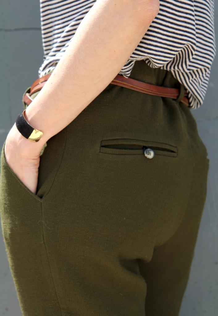Guise pant / Papercut // Jolies bobines