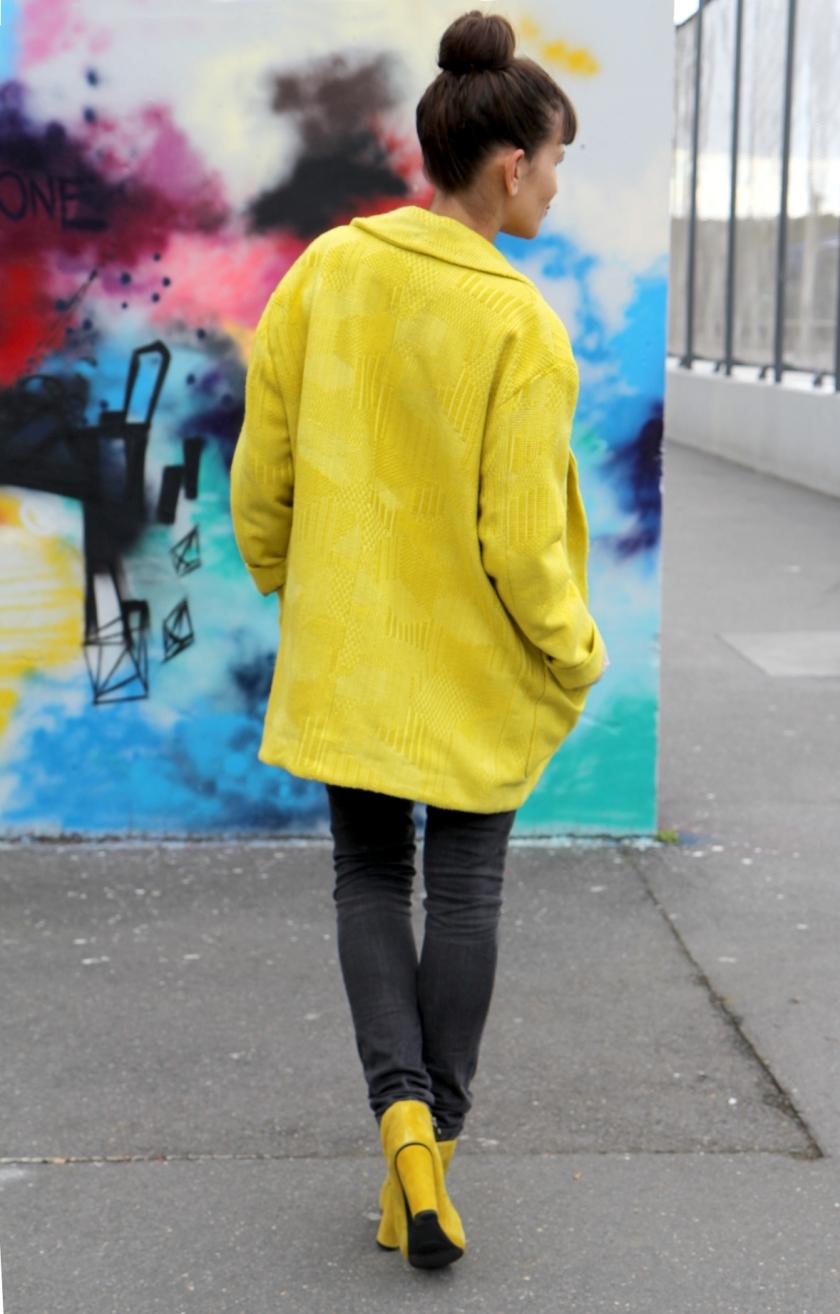 Gérard jaune RDC I Jolies bobines